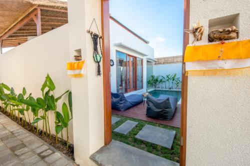 kiki village private villa
