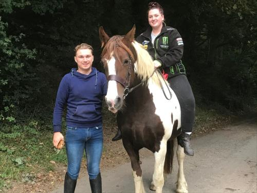 Horseback riding at the campground or nearby