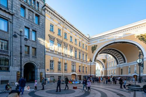 Apart-Hotel Victoria Bolshaya Morskaya 3-5