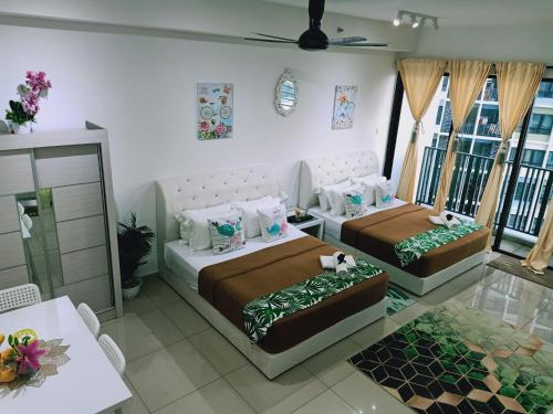 Studio I-Soho D'Gunduls Homestay by DGH I-CITY