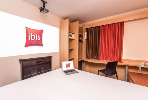 Una habitación en ibis Santiago Las Condes Manquehue