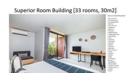 A room at Casa De Mar - SHA Plus