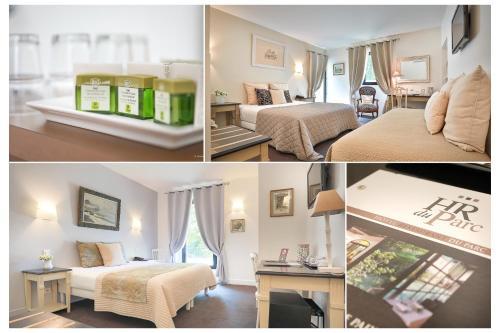 Hotel Restaurant du Parc Fontaine-de-Vaucluse, France