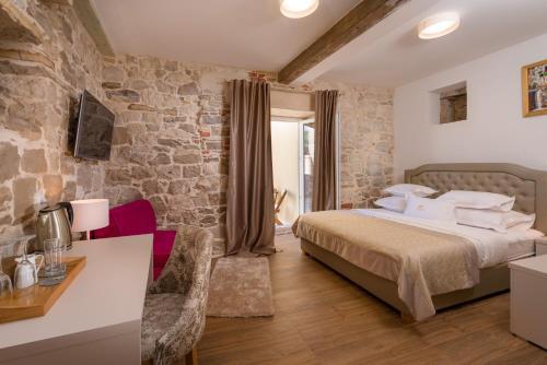 A room at Hotel Agava Split