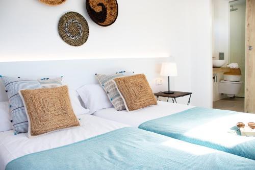 A room at Gaviota - Formentera Vacaciones Adults Only