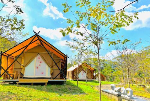 Mountain Moon Hot Spring Camp Site