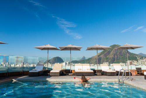 Бассейн в PortoBay Rio de Janeiro или поблизости