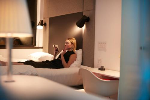 Spa and/or other wellness facilities at citizenM London Shoreditch