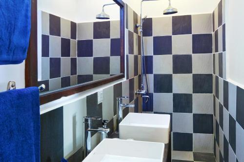 Ein Badezimmer in der Unterkunft Sok San Beach Resort