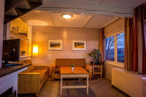 Lounge oder Bar in der Unterkunft Seepark Kirchheim Haus Mathilde