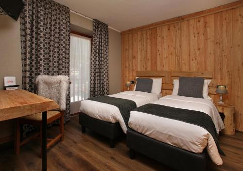 A room at Assietta