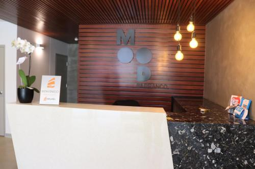 The lobby or reception area at Cayma Apart's V