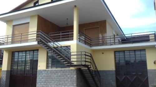 Balcone o terrazza di LOCANDA CAVALLO BIANCO - AFFITTACAMERE