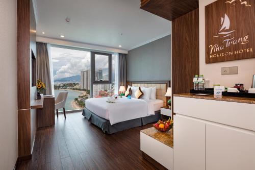 Номер в Nha Trang Horizon Hotel
