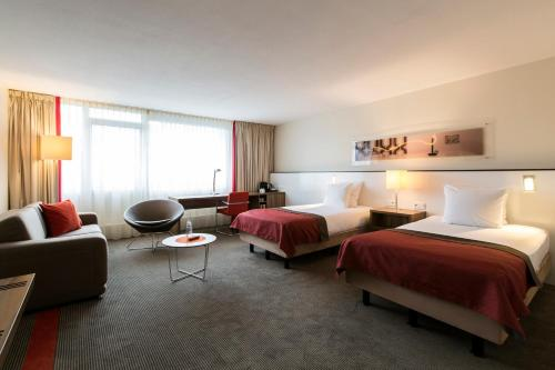 A room at Holiday Inn Eindhoven Centre, an IHG Hotel