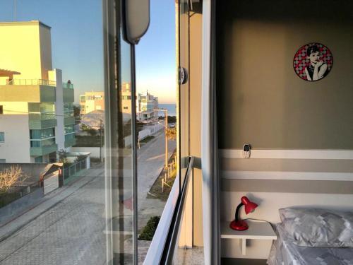 Uma varanda ou terraço em Residencial Florida ll - 150mt Praia de Mariscal