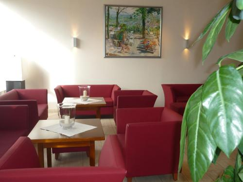 A restaurant or other place to eat at Alleehotel Europa