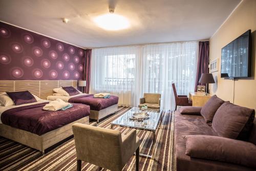 Pokój w obiekcie Hotel New Wave