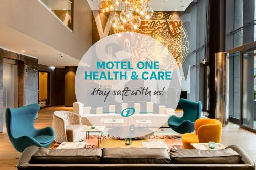 Motel One Warsaw-Chopin