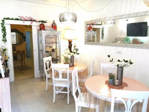 Salone o bar di Borgo Salentino