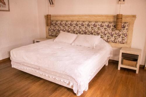 A room at El Despertar Hotel