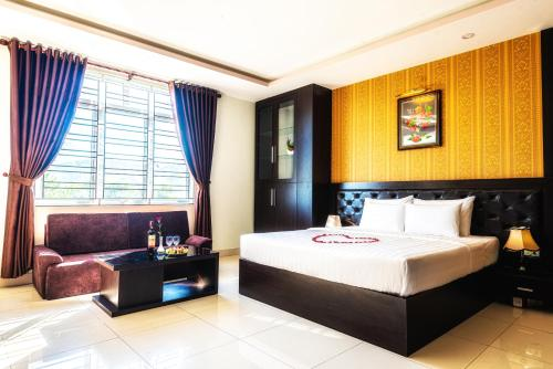 Phòng tại Putaleng Hotel & Spa
