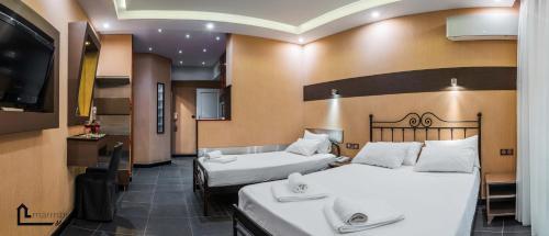 A room at Marmbre Blanco Residence, Acropolis Area