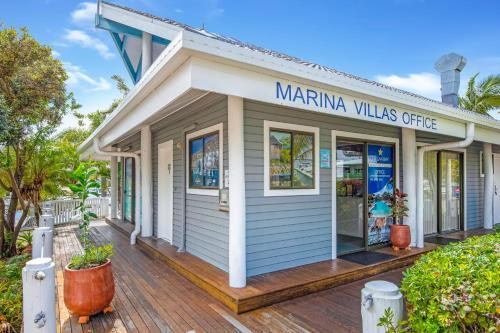 Tin Can Bay Marina Villas