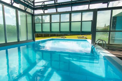 The swimming pool at or near The Lince Azores Great Hotel