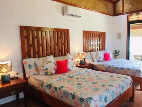A room at Balili Villas Resort