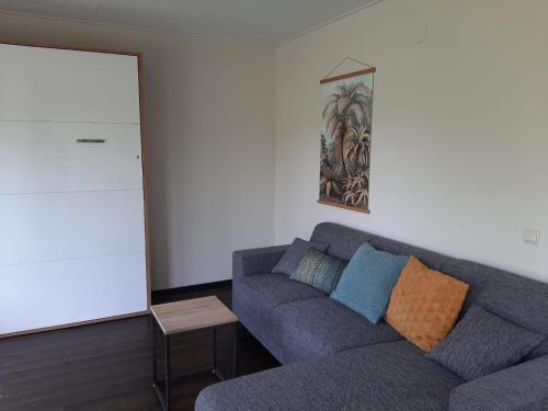 A seating area at De Lente van Drenthe