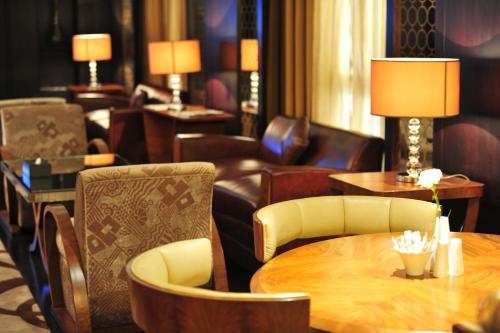مطعم أو مكان آخر لتناول الطعام في كراون بلازا الخبر