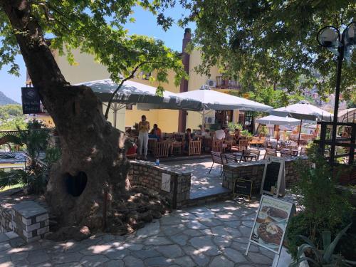 Εστιατόριο ή άλλο μέρος για φαγητό στο Thassos Inn