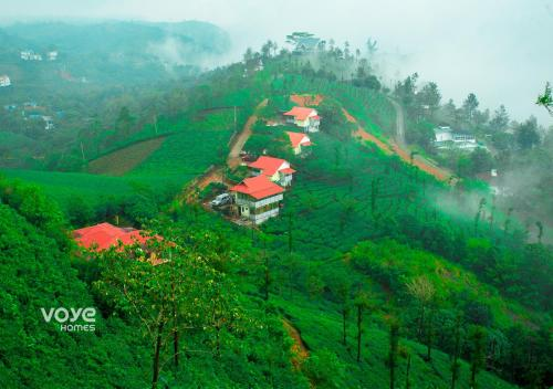 VOYE HOMES Novella Vagamon- Tea Estate Cottages
