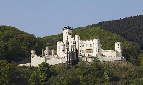 Studio Schloss Stolzenfels im Weltkulturerbe Mittelrhein