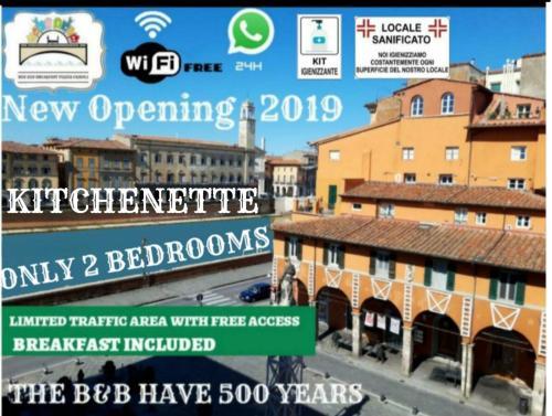 B&B - Residenza d'epoca Piazza Cairoli