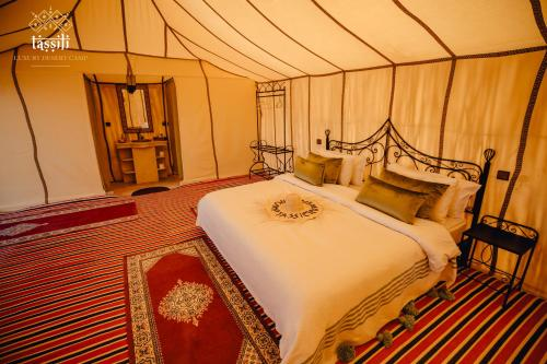 Tassili Luxury Desert Camp