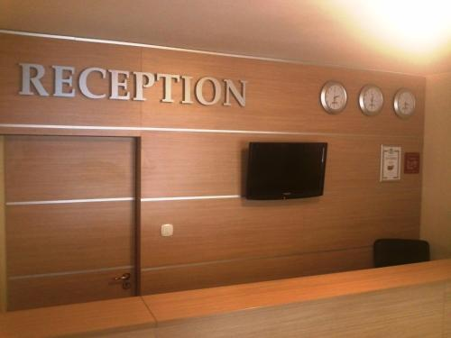 Телевизия и/или развлекателен център в Семеен Хотел Алфа Вита