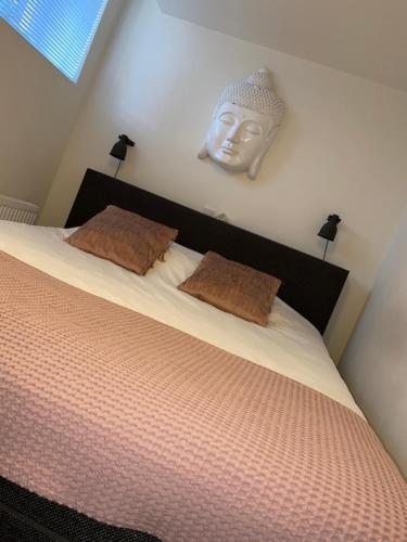 A room at Hotel Oranjestaete