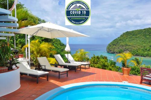 Marigot Palms Luxury Caribbean Apartment Suites