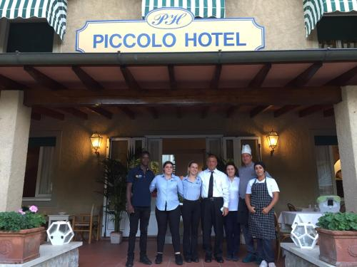A restaurant or other place to eat at Piccolo Hotel