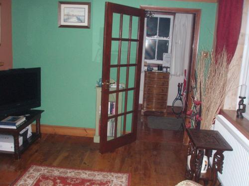 A television and/or entertainment center at Meadow Farm Cottage