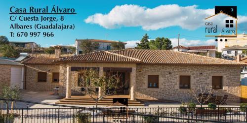 Casa Rural Alvaro