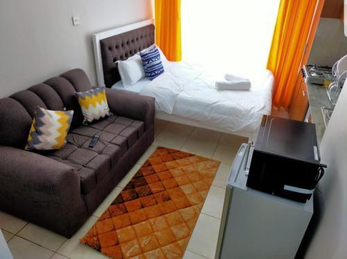 Tastefully done luxury apartments