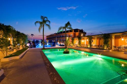 The swimming pool at or near Hotel dei Congressi