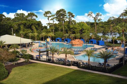 A view of the pool at Wyndham Lake Buena Vista Resort Disney Springs® Resort Area or nearby