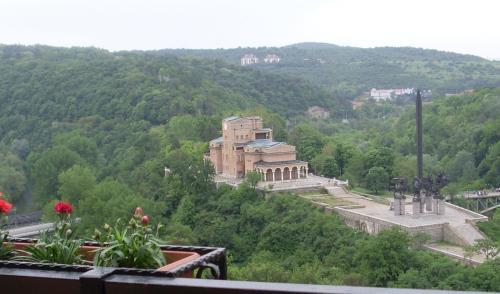 A bird's-eye view of Meridian Hotel Bolyarski