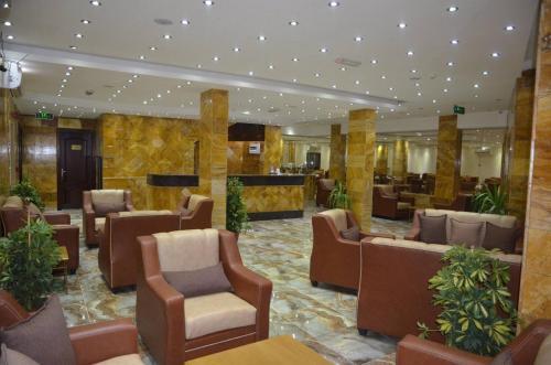 Zona de hol sau recepție la Sharah Mountains Hotel