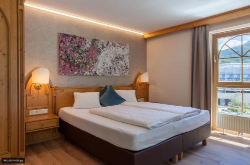Posteľ alebo postele v izbe v ubytovaní Top Apart Gaislachkogl