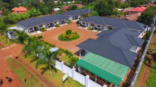 A bird's-eye view of MAMIKKI Hotel Apartments
